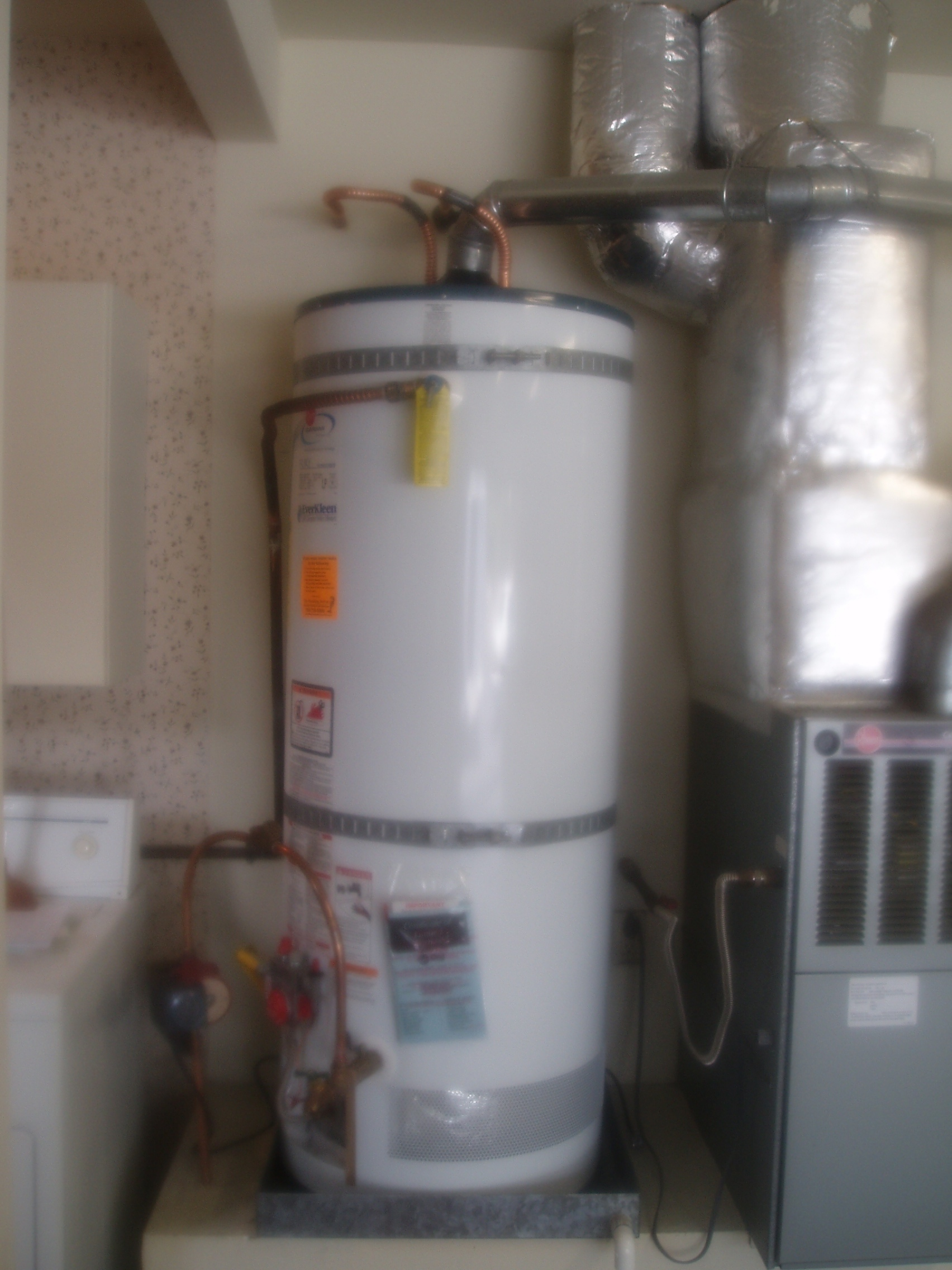 water heater install 4